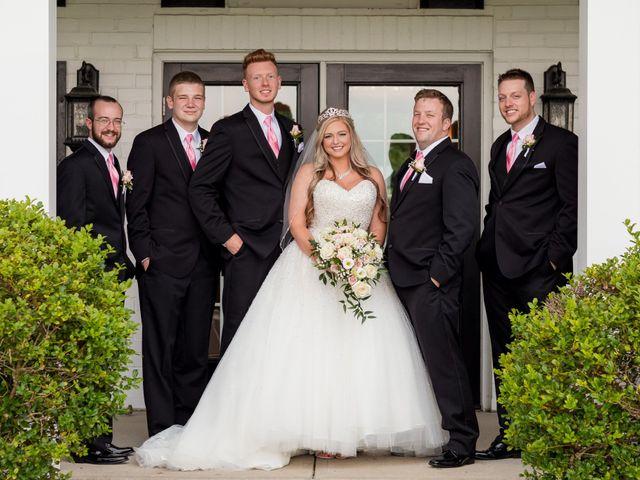 Quintin and Emily's Wedding in Covington, Ohio 38