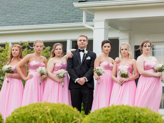 Quintin and Emily's Wedding in Covington, Ohio 50