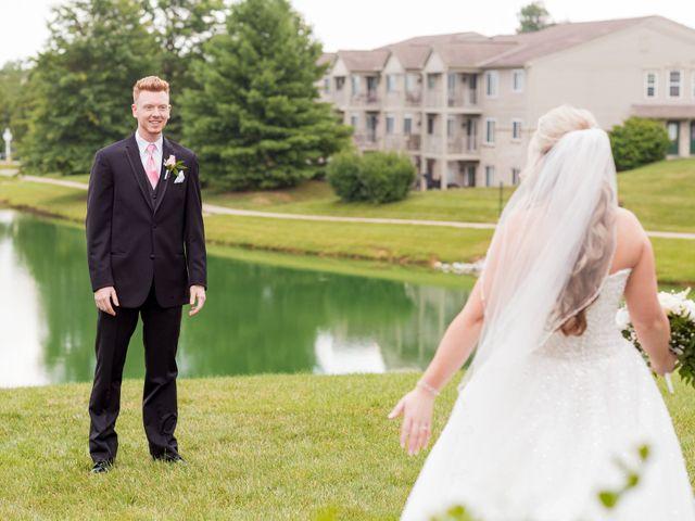 Quintin and Emily's Wedding in Covington, Ohio 58
