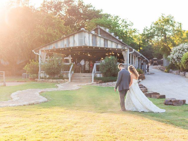Garrett and Holly's Wedding in San Antonio, Texas 7