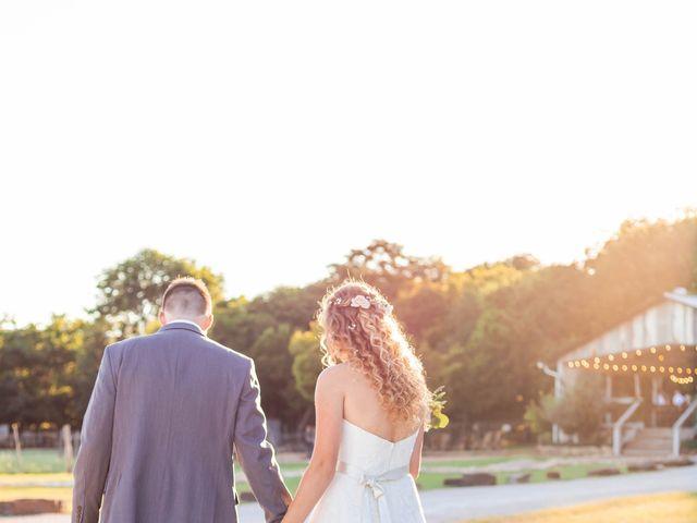 Garrett and Holly's Wedding in San Antonio, Texas 8