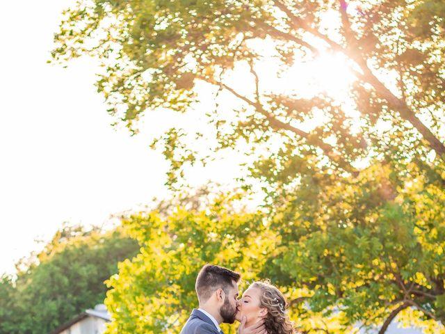 Garrett and Holly's Wedding in San Antonio, Texas 9