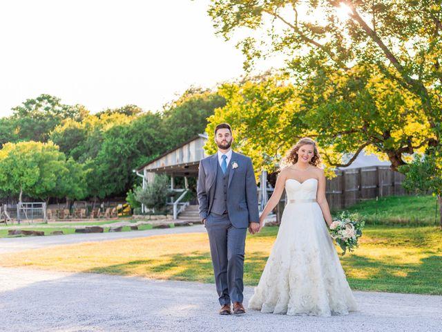 Garrett and Holly's Wedding in San Antonio, Texas 11