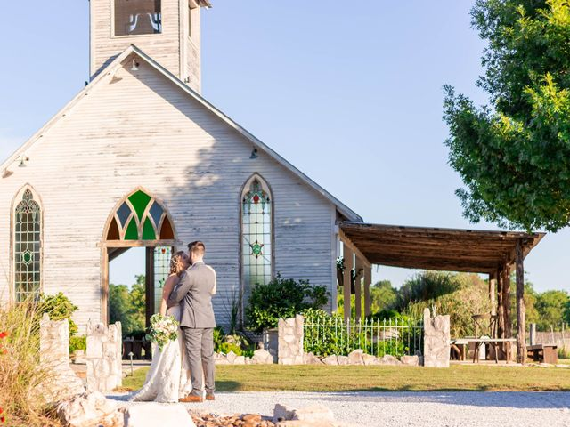 Garrett and Holly's Wedding in San Antonio, Texas 12