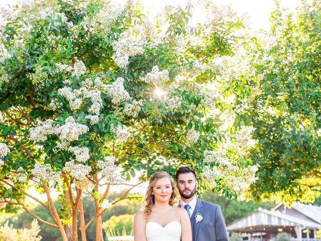 Garrett and Holly's Wedding in San Antonio, Texas 13