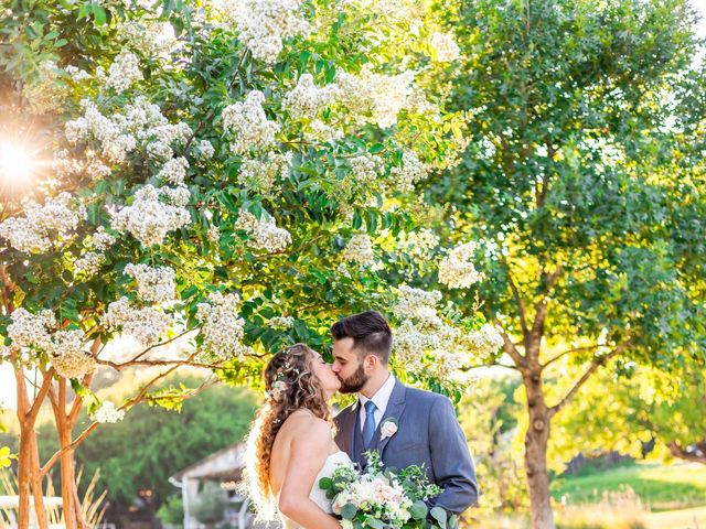 Garrett and Holly's Wedding in San Antonio, Texas 14