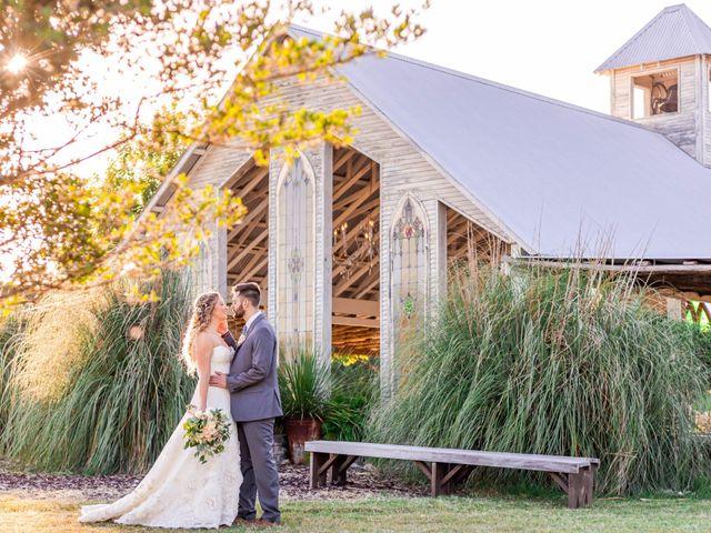 Garrett and Holly's Wedding in San Antonio, Texas 16