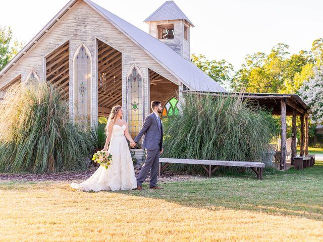 Garrett and Holly's Wedding in San Antonio, Texas 17