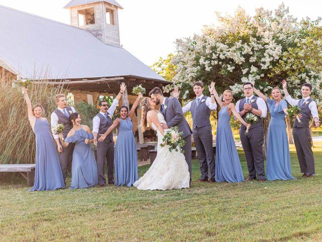 Garrett and Holly's Wedding in San Antonio, Texas 18