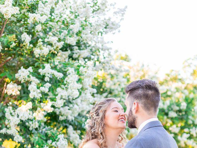 Garrett and Holly's Wedding in San Antonio, Texas 20
