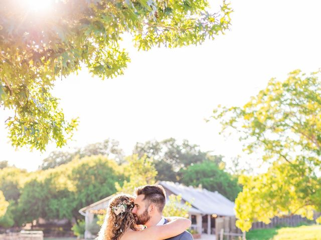 Garrett and Holly's Wedding in San Antonio, Texas 21