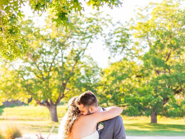 Garrett and Holly's Wedding in San Antonio, Texas 22