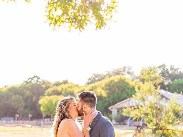 Garrett and Holly's Wedding in San Antonio, Texas 23