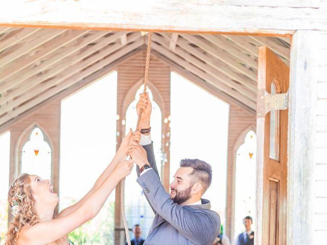 Garrett and Holly's Wedding in San Antonio, Texas 25