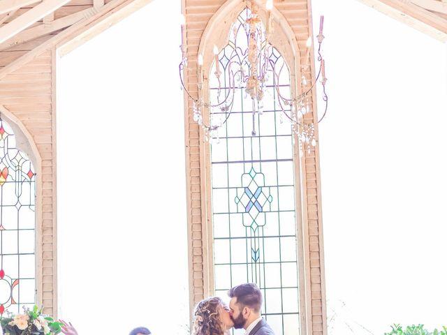 Garrett and Holly's Wedding in San Antonio, Texas 26