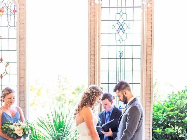 Garrett and Holly's Wedding in San Antonio, Texas 27