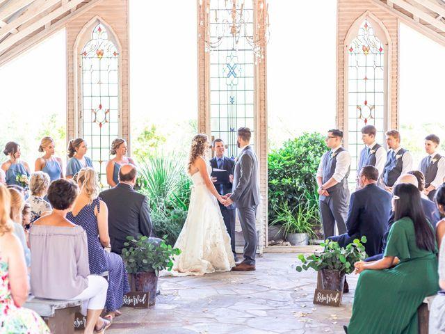 Garrett and Holly's Wedding in San Antonio, Texas 29