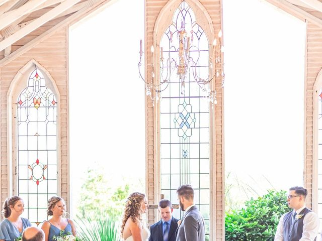 Garrett and Holly's Wedding in San Antonio, Texas 32