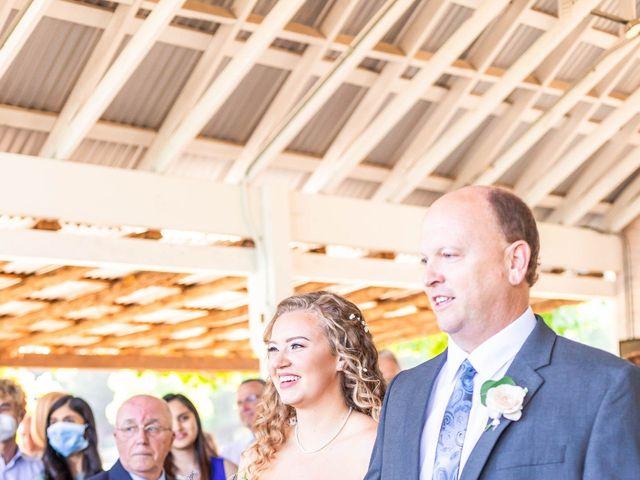Garrett and Holly's Wedding in San Antonio, Texas 33