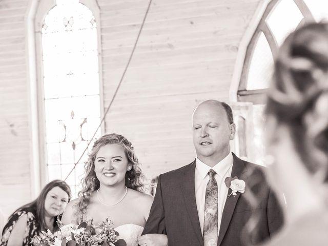 Garrett and Holly's Wedding in San Antonio, Texas 34