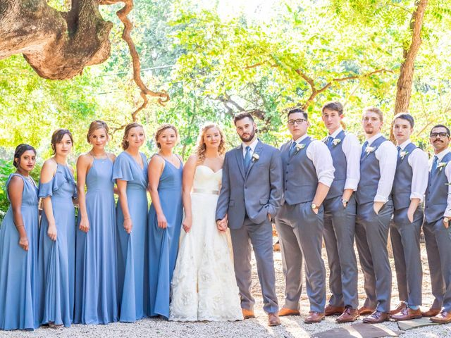 Garrett and Holly's Wedding in San Antonio, Texas 42