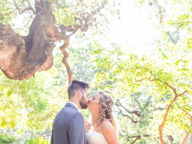 Garrett and Holly's Wedding in San Antonio, Texas 43