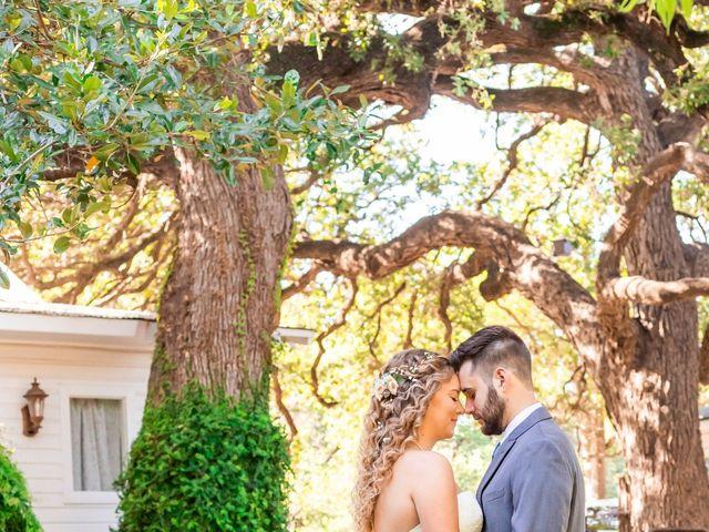 Garrett and Holly's Wedding in San Antonio, Texas 44