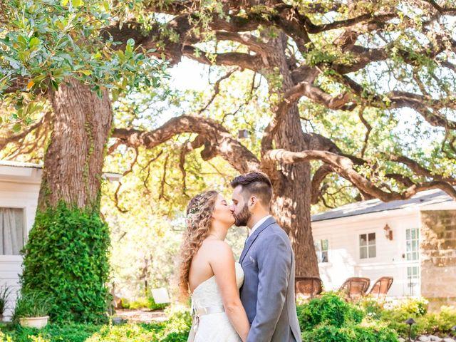 Garrett and Holly's Wedding in San Antonio, Texas 45