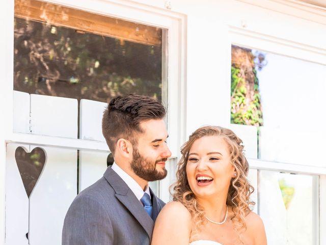 Garrett and Holly's Wedding in San Antonio, Texas 47