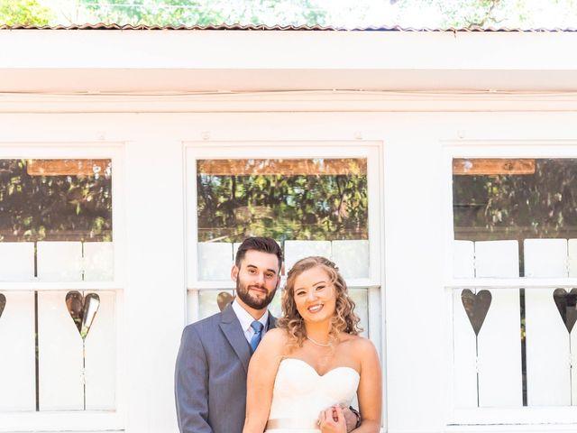 Garrett and Holly's Wedding in San Antonio, Texas 48