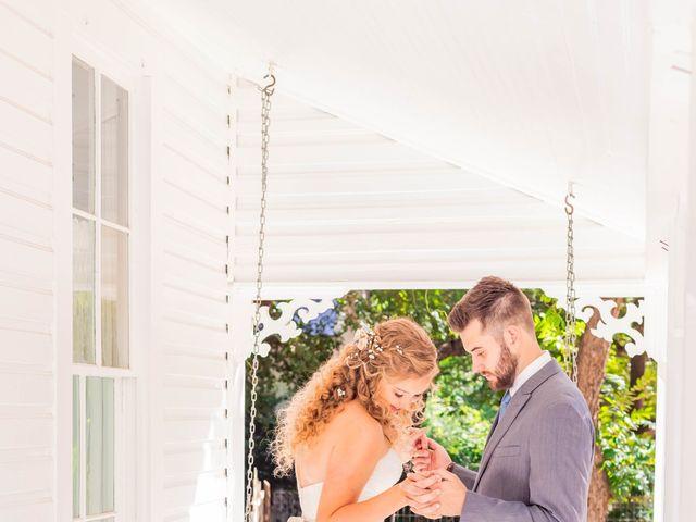Garrett and Holly's Wedding in San Antonio, Texas 49