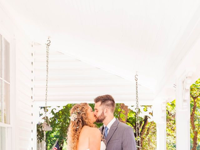 Garrett and Holly's Wedding in San Antonio, Texas 50