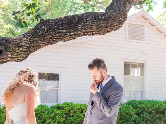 Garrett and Holly's Wedding in San Antonio, Texas 52