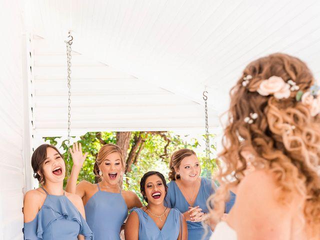 Garrett and Holly's Wedding in San Antonio, Texas 54