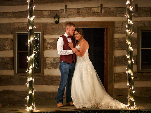 The wedding of Loren and Chase