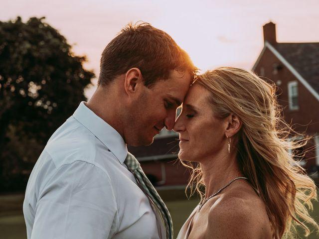 Courtney and Chris's Wedding in Toledo, Ohio 4