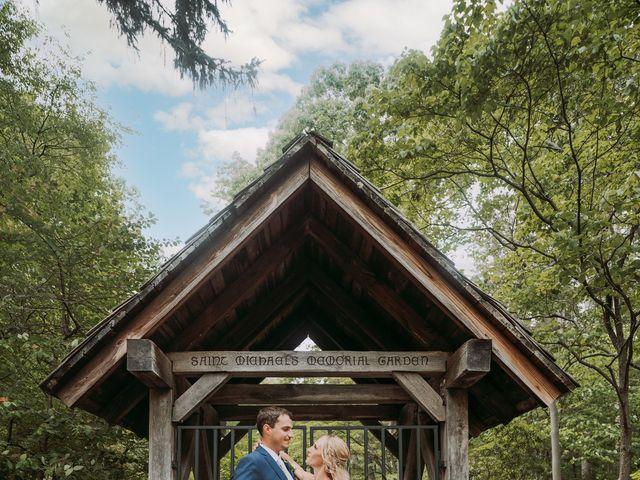 Courtney and Chris's Wedding in Toledo, Ohio 5