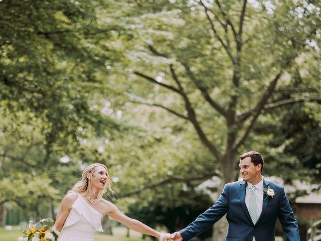 Courtney and Chris's Wedding in Toledo, Ohio 6