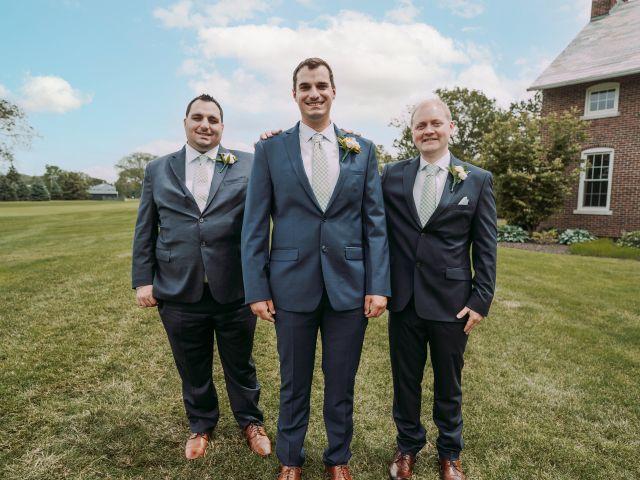 Courtney and Chris's Wedding in Toledo, Ohio 7