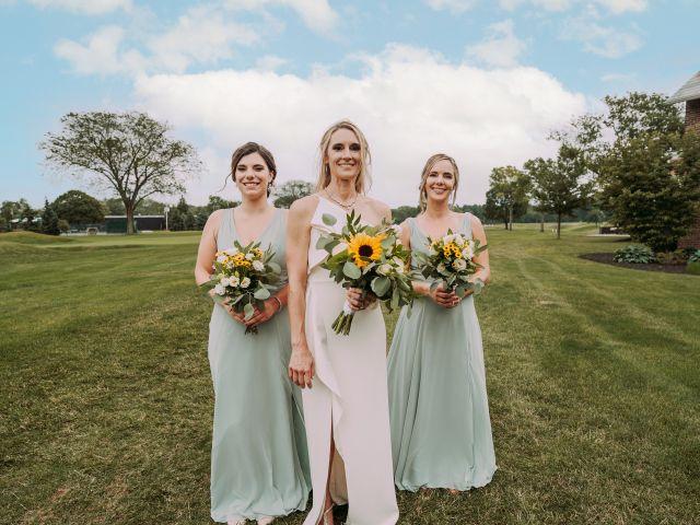 Courtney and Chris's Wedding in Toledo, Ohio 8