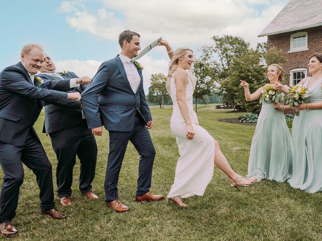 Courtney and Chris's Wedding in Toledo, Ohio 2