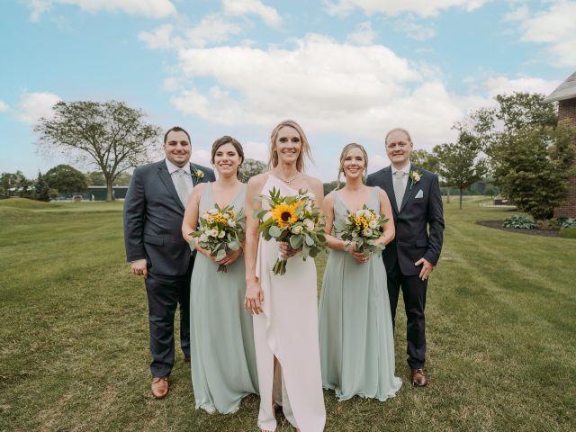 Courtney and Chris's Wedding in Toledo, Ohio 9
