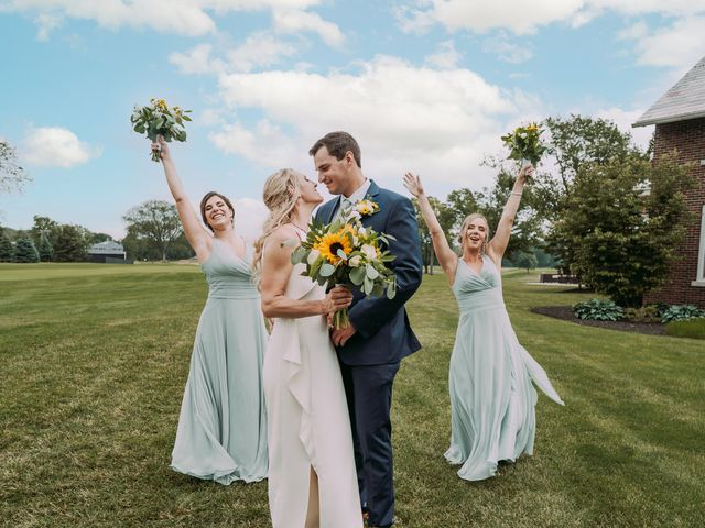 Courtney and Chris's Wedding in Toledo, Ohio 10