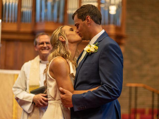 Courtney and Chris's Wedding in Toledo, Ohio 11