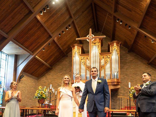 Courtney and Chris's Wedding in Toledo, Ohio 12