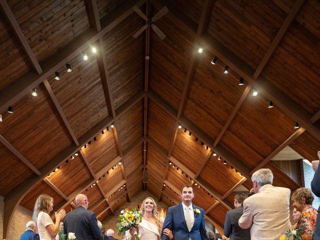 Courtney and Chris's Wedding in Toledo, Ohio 13