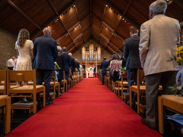 Courtney and Chris's Wedding in Toledo, Ohio 14