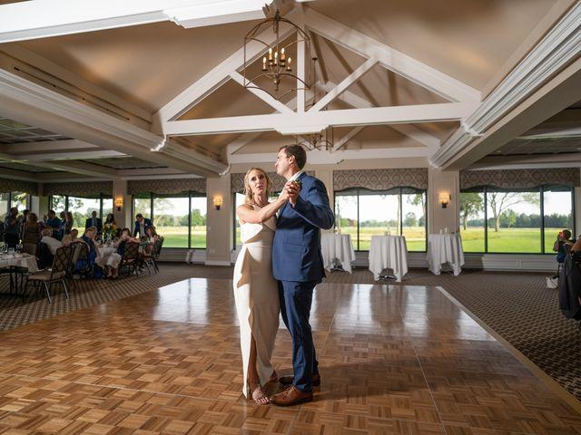 Courtney and Chris's Wedding in Toledo, Ohio 22
