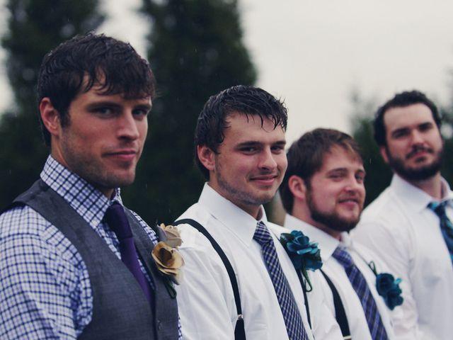 Kaitlinn and Dylan's Wedding in Paducah, Kentucky 5