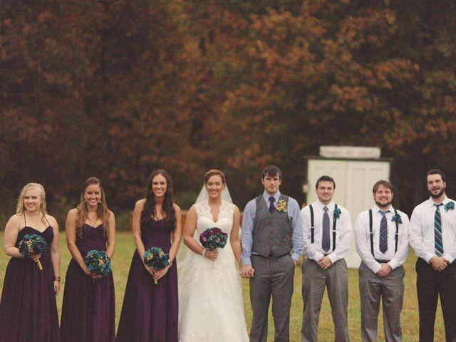 Kaitlinn and Dylan's Wedding in Paducah, Kentucky 12